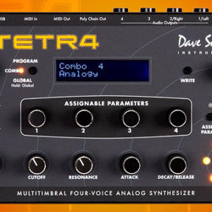 Dave Smith Tetra
