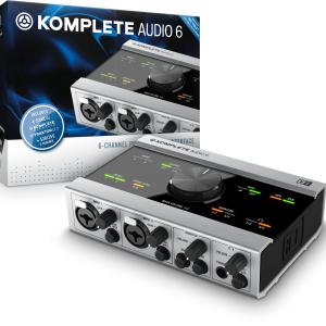 NI Komplete Audio 6