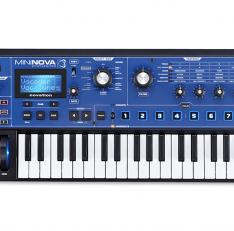 Novation MiniNova Front