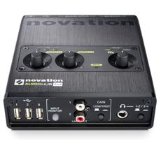 Novation_audiohub-front