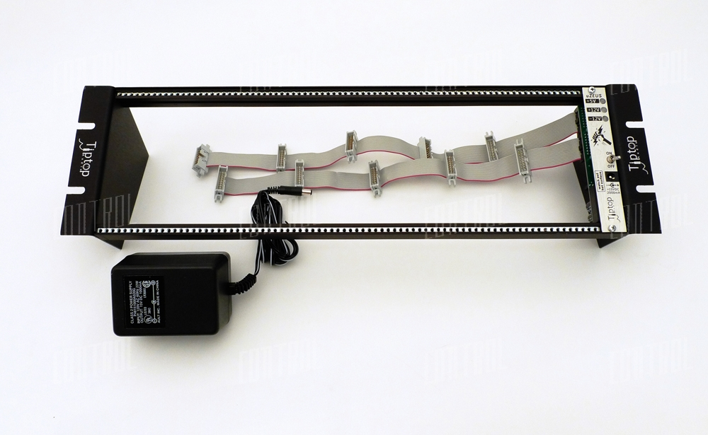 tiptop audio happy ending kit black loops bits modular dj und studio equipment. Black Bedroom Furniture Sets. Home Design Ideas